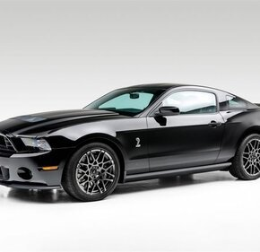 2014 Ford Mustang Shelby GT500 for sale 101391644