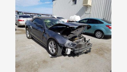 2014 Ford Mustang Convertible for sale 101413015