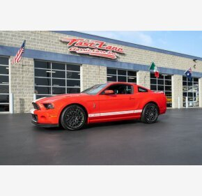2014 Ford Mustang Shelby GT500 Coupe for sale 101428852
