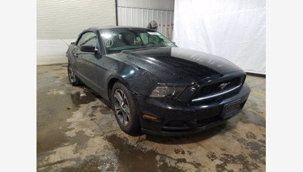 2014 Ford Mustang Convertible for sale 101440633