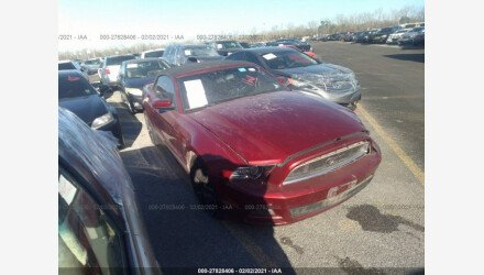 2014 Ford Mustang Convertible for sale 101451358