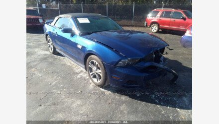 2014 Ford Mustang Convertible for sale 101454046