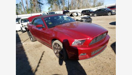 2014 Ford Mustang Convertible for sale 101459471