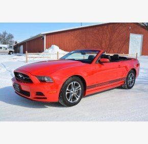 2014 Ford Mustang Convertible for sale 101460241