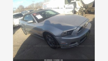 2014 Ford Mustang Convertible for sale 101464549