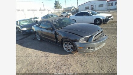 2014 Ford Mustang Convertible for sale 101482700