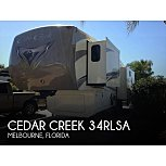 2014 Forest River Cedar Creek for sale 300182502