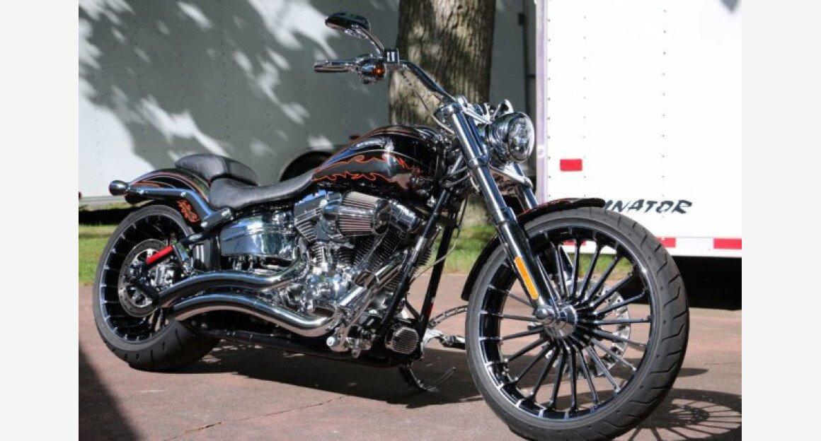 2014 Harley-Davidson CVO for sale 200499310