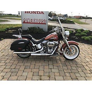 2014 Harley-Davidson CVO for sale 200573271