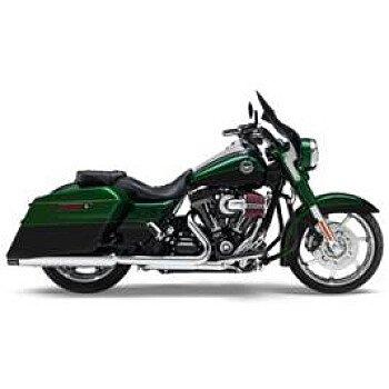 2014 Harley-Davidson CVO for sale 200721651