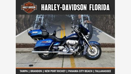 2014 Harley-Davidson CVO for sale 200625852
