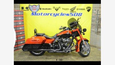 2014 Harley-Davidson CVO for sale 200665340