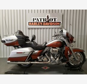 2014 Harley-Davidson CVO for sale 200893839
