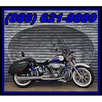 2014 Harley-Davidson CVO for sale 200915676
