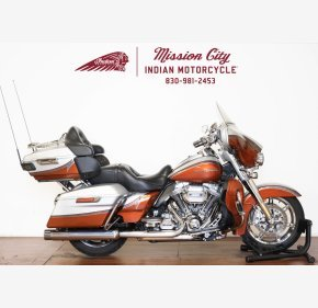 2014 Harley-Davidson CVO for sale 200942406