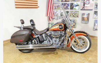 2014 Harley-Davidson CVO for sale 201009828