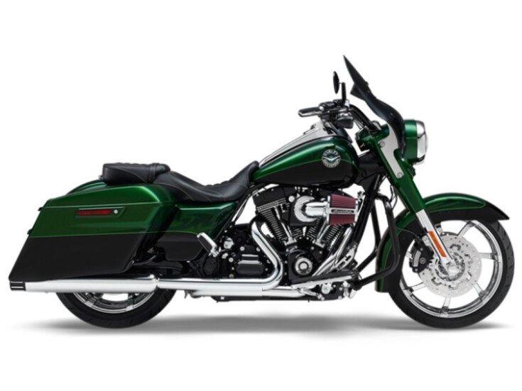 2014 Harley-Davidson CVO for sale 201070616