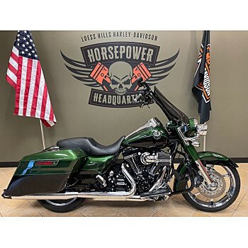 2014 Harley-Davidson CVO for sale 201164080