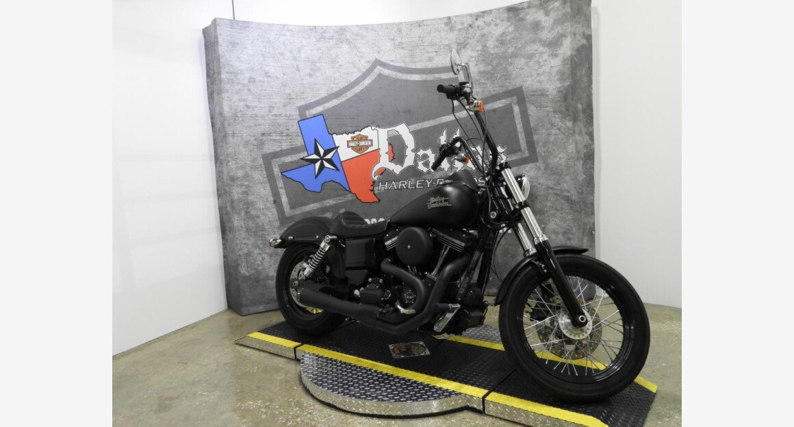 2014 Harley-Davidson Dyna Street Bob for sale 200642671