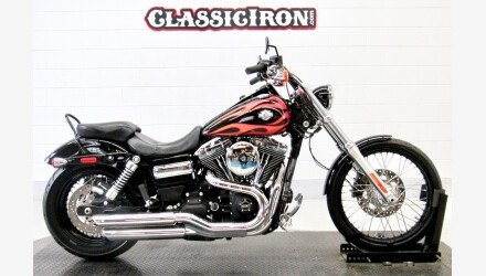 2014 Harley-Davidson Dyna for sale 200634952