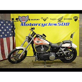 2014 Harley-Davidson Dyna for sale 200722170