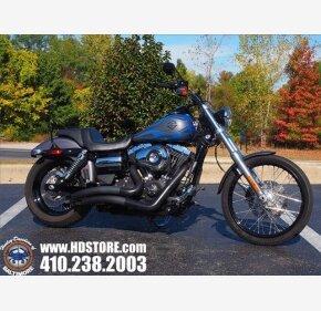 2014 Harley-Davidson Dyna for sale 200815501