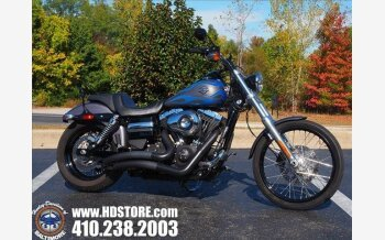 2014 Harley-Davidson Dyna for sale 200815501