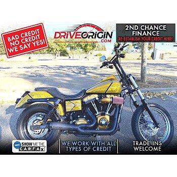 2014 Harley-Davidson Dyna Street Bob for sale 201120613