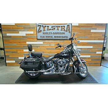 2014 Harley-Davidson Softail Heritage Classic for sale 200643562