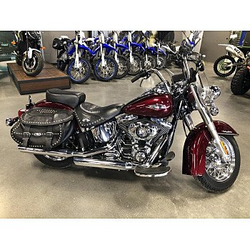 2014 Harley-Davidson Softail Heritage Classic for sale 200676743