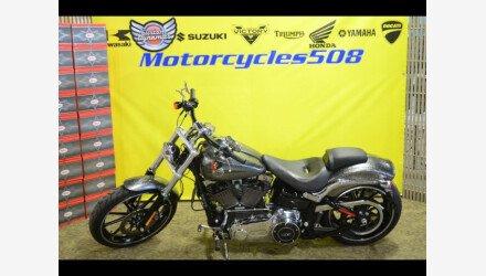 2014 Harley-Davidson Softail for sale 200548203