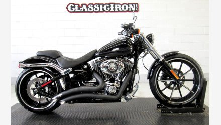 2014 Harley-Davidson Softail for sale 200645691