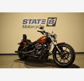 2014 Harley-Davidson Softail for sale 200701551