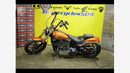 2014 Harley-Davidson Softail for sale 200706787