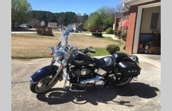 2014 Harley-Davidson Softail Deluxe for sale 200729347