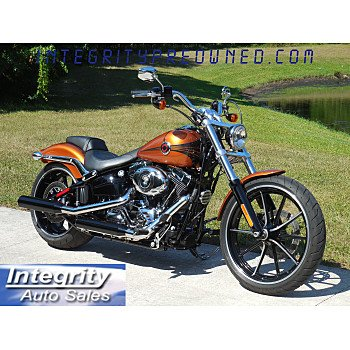 2014 Harley-Davidson Softail for sale 200748876