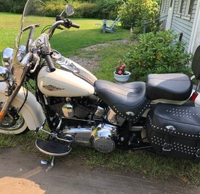 2014 Harley-Davidson Softail 103 Heritage Classic for sale 200797543