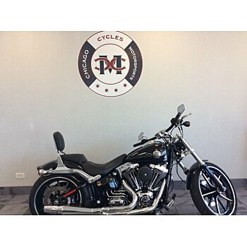 2014 Harley-Davidson Softail for sale 200802275