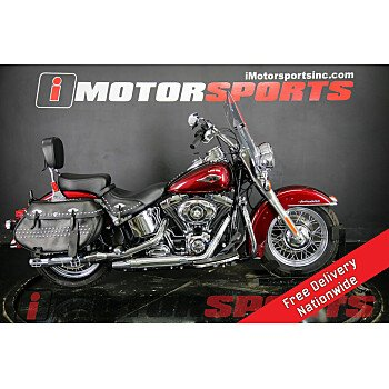 2014 Harley-Davidson Softail Heritage Classic for sale 200924728