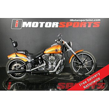 2014 Harley-Davidson Softail for sale 200934837
