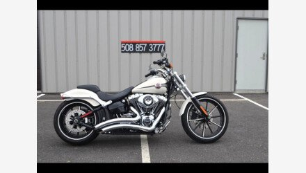 2014 Harley-Davidson Softail for sale 201051048