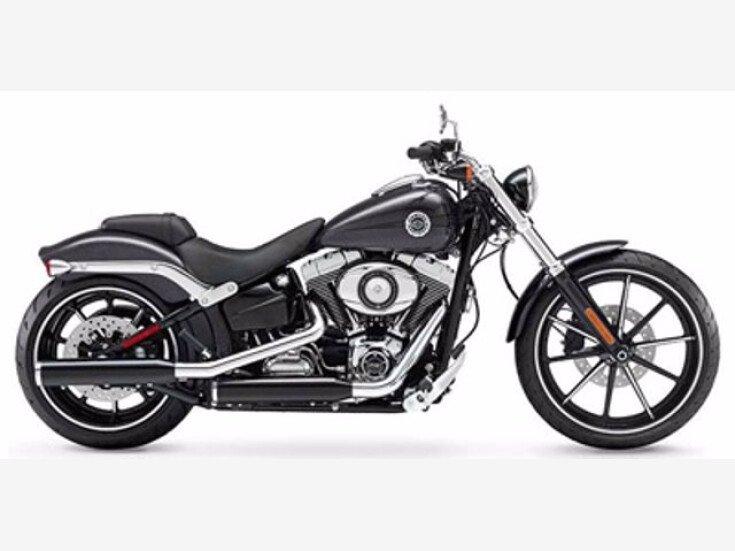 2014 Harley-Davidson Softail for sale 201064260