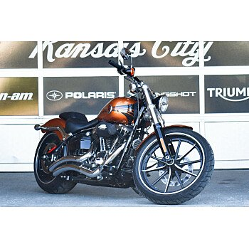 2014 Harley-Davidson Softail for sale 201181726