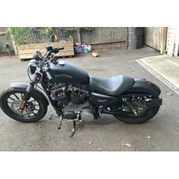 2014 Harley-Davidson Sportster for sale 200520166