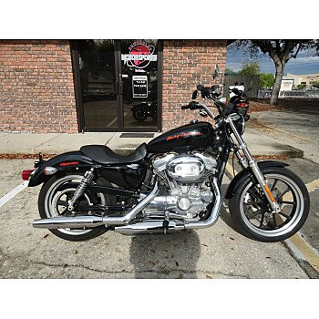 2014 Harley-Davidson Sportster Superlow 883 for sale 200691041