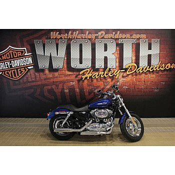 2014 Harley-Davidson Sportster for sale 200701224