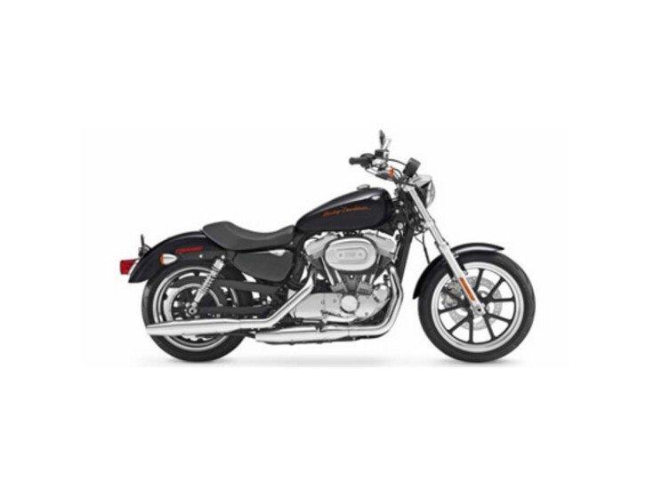 2014 Harley-Davidson Sportster SuperLow specifications
