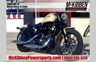 2014 Harley-Davidson Sportster for sale 200778458