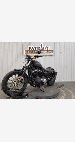 2014 Harley-Davidson Sportster for sale 201008053