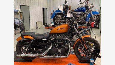 2014 Harley-Davidson Sportster Iron 883 for sale 201044837